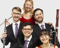 Oxford Chamber Music Society Classical Concerts Sunday